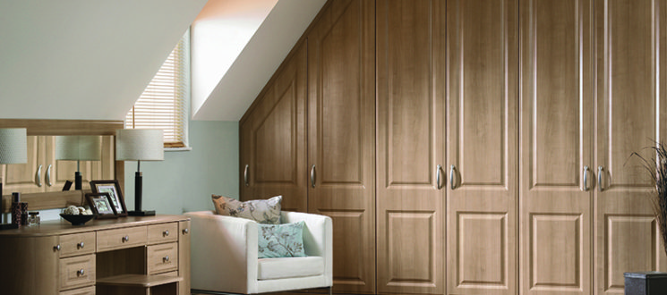 Fitted Wardrobe Manchester By Kingston Cabinetry