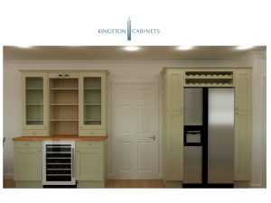 Shaker Style Kitchen - CAD